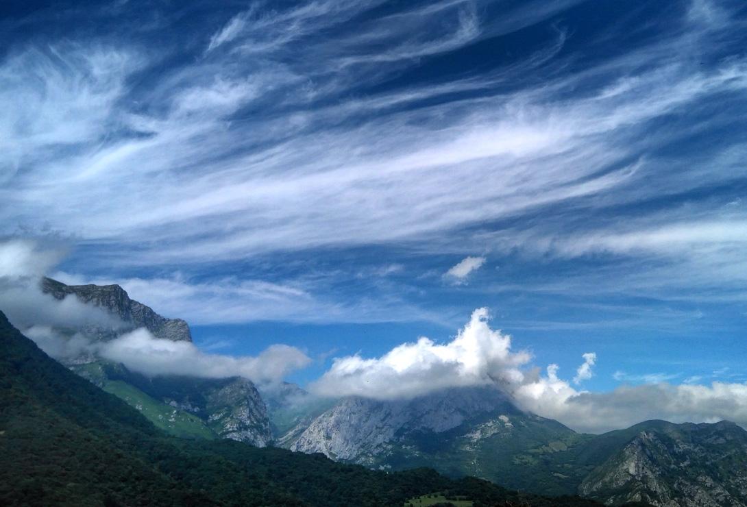 El lenguaje de las nubes